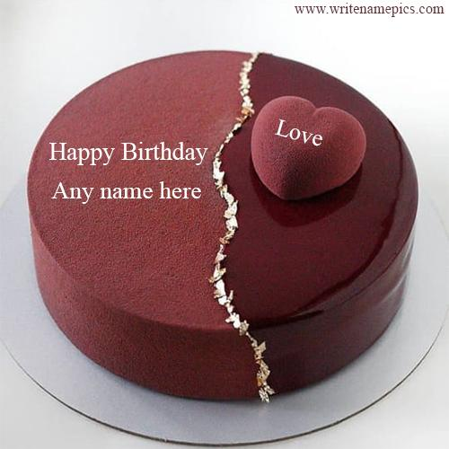 Happy Birthday with Name Image online