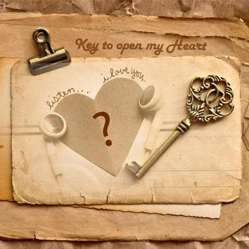 Write Name On Your Key To Open My Hearts