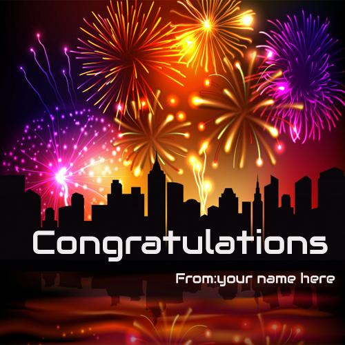 congratulations wishes images with name for whatsapp
