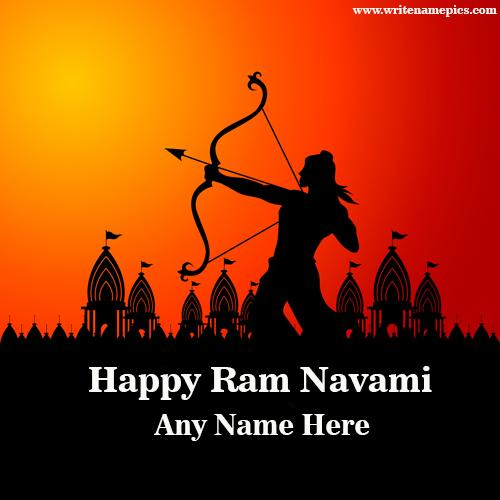 happy ram navami 2020 greetings card free