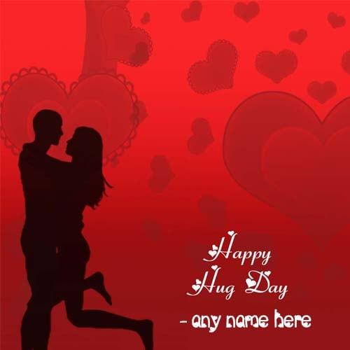 hug day wishes for lover picture