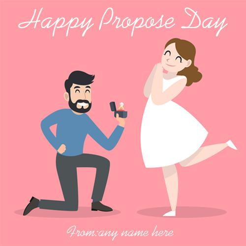 propose day wishes with name pics