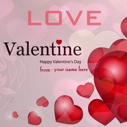 valentines day wishes name imagess