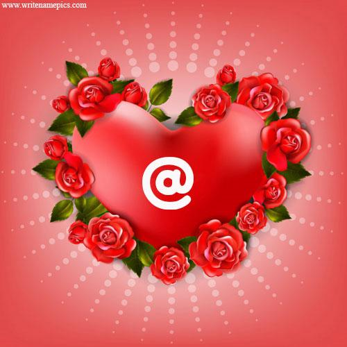 Write Name On Love Alphabet Letters Pictures
