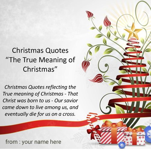 best wishes merry christmas cards with your name