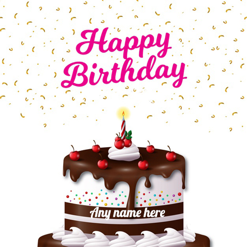 Terrific Birthday Cake With Name Free Download Funny Birthday Cards Online Elaedamsfinfo