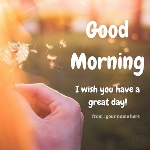 Good Morning Have A Great Day : Good morning have a great day quotes picture