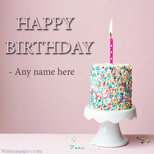 Happy Birthday Latest Greeting Cards With Name For Free