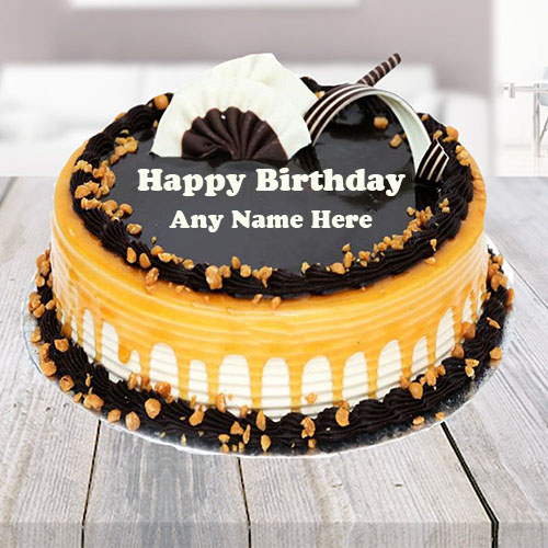 Happy Birthday Wishes Cake For Boys With Name Images