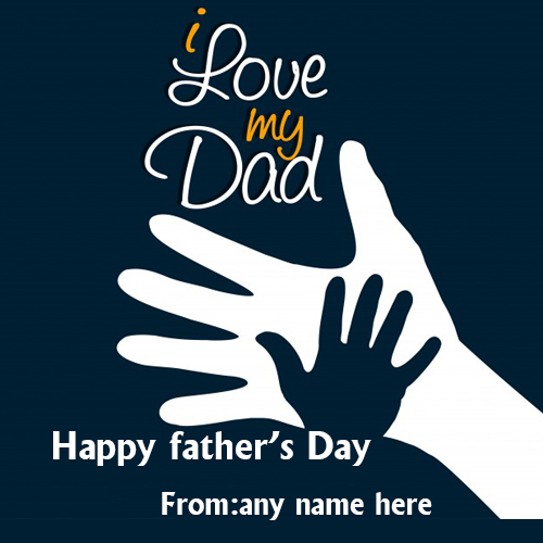 happy fathers day 2018 special wish card images for free