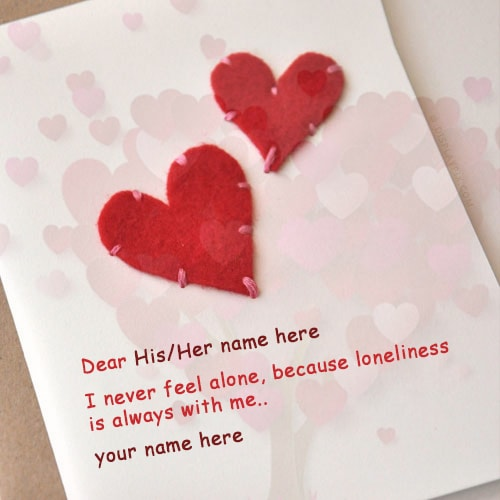 i never feel alone quotes name pictures