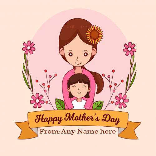 mothers day 2018 wishes greeting cards with name images for free
