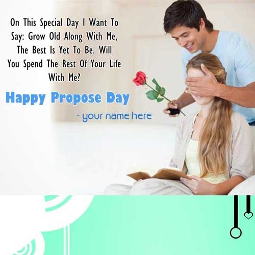 name on happy promise day wishes for girlfriend