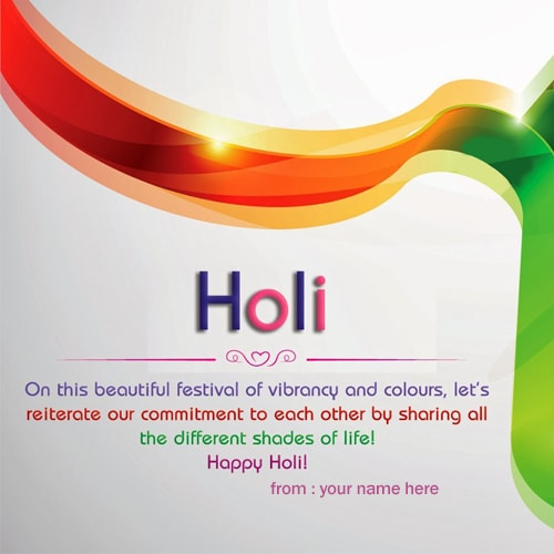 quotes for wishing happy holi