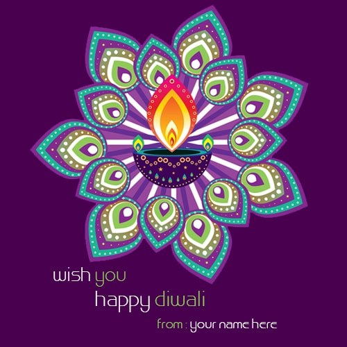 rangoli designs diwali wishes greetings cards
