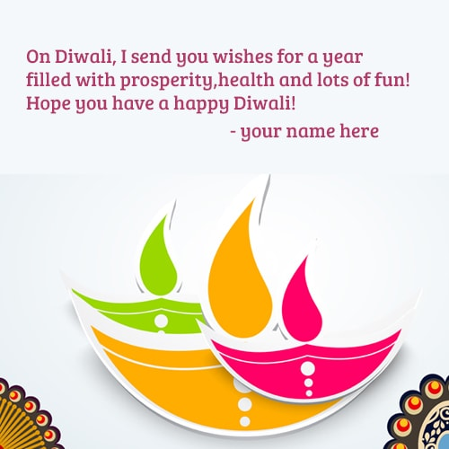 wish you all a very happy diwali quotes greeting card