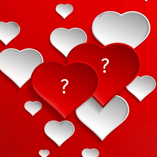 write name on cool alphabet heart picture online free