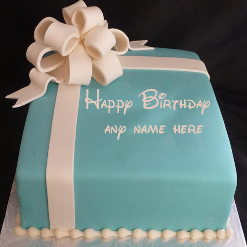 write name on cool birthday cake pictures