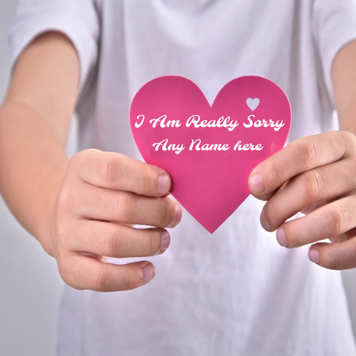 Write name on i am sorry wishes heart touching love greeting cards write name on i am sorry wishes heart touching love greeting cards images m4hsunfo